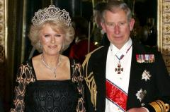 Camilla, Charles, Jewels