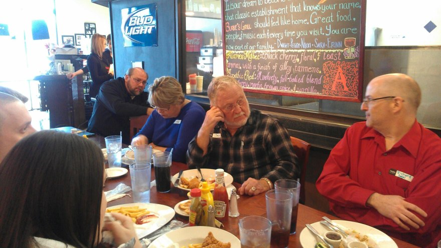 Libertarian Party of Douglas County Meeting & Eating