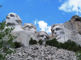 Photo by Idawriter, American Presidents - panoramio (1), CC BY-SA 3.0
