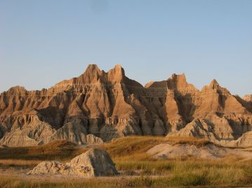 Photo by hakkun, Badlands National Park - panoramio (2), CC BY-SA 3.0