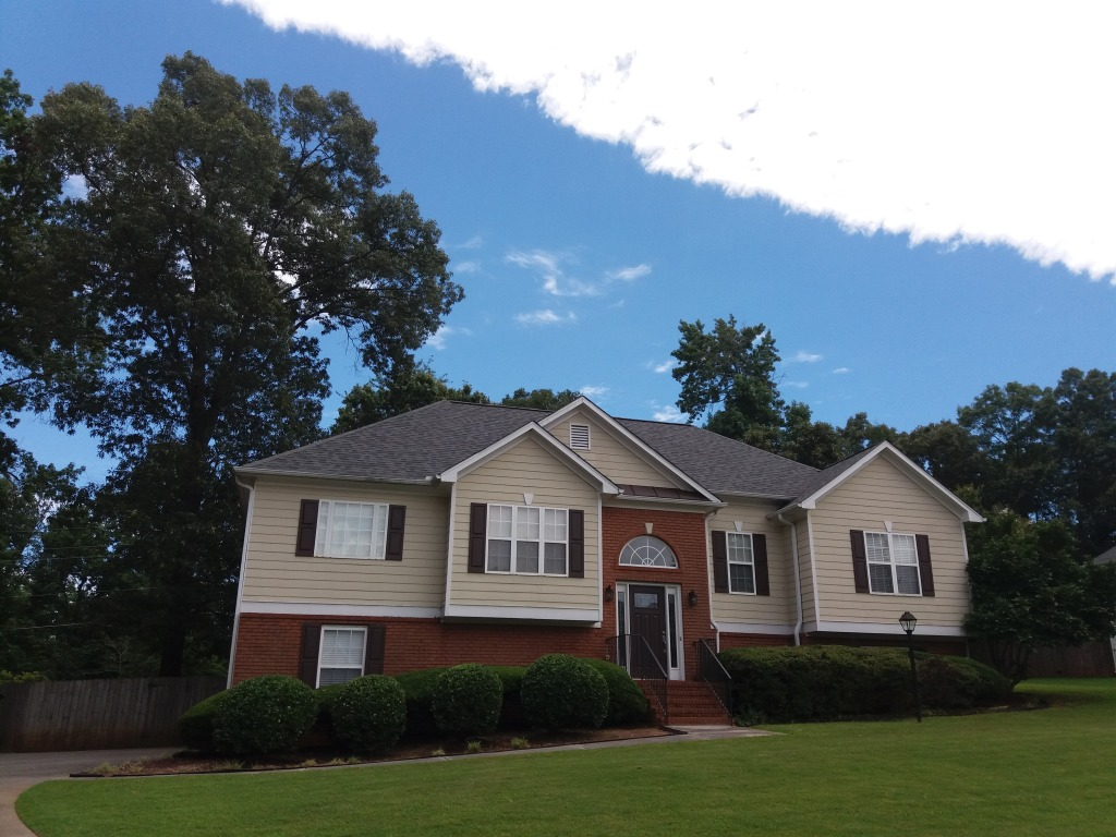 Home for sale in Douglasville, GA.